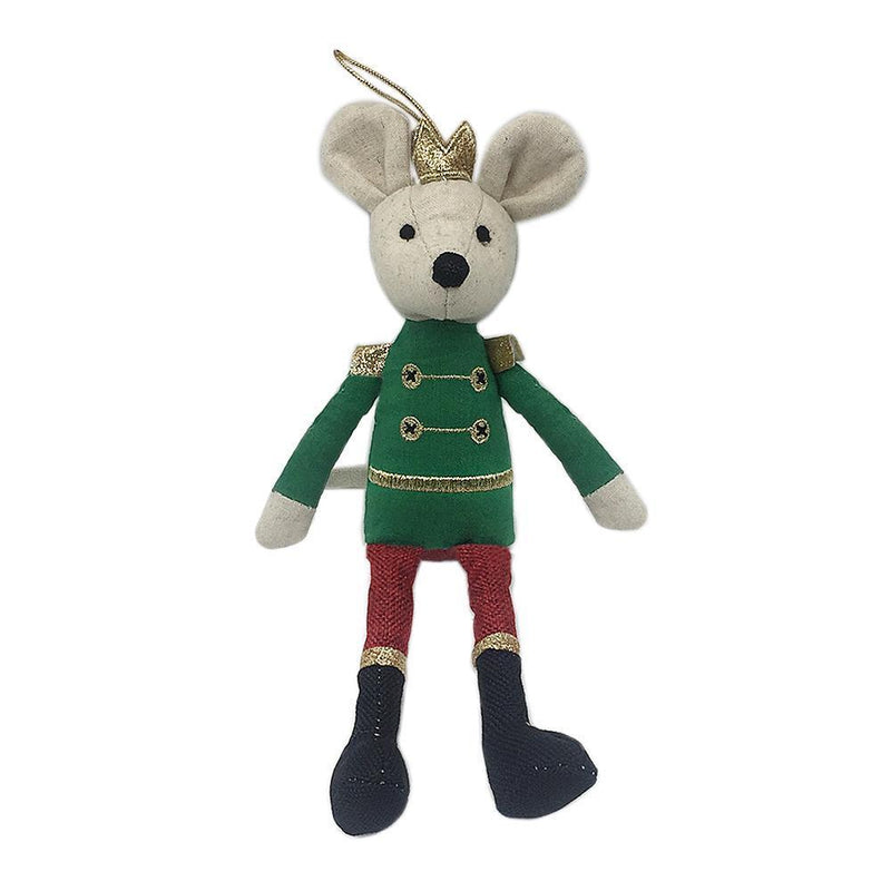 'KING MOUSE' DOLL ORNAMENT