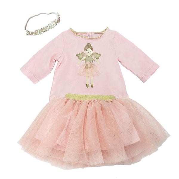 Ballerina 3 PC Tutu Set