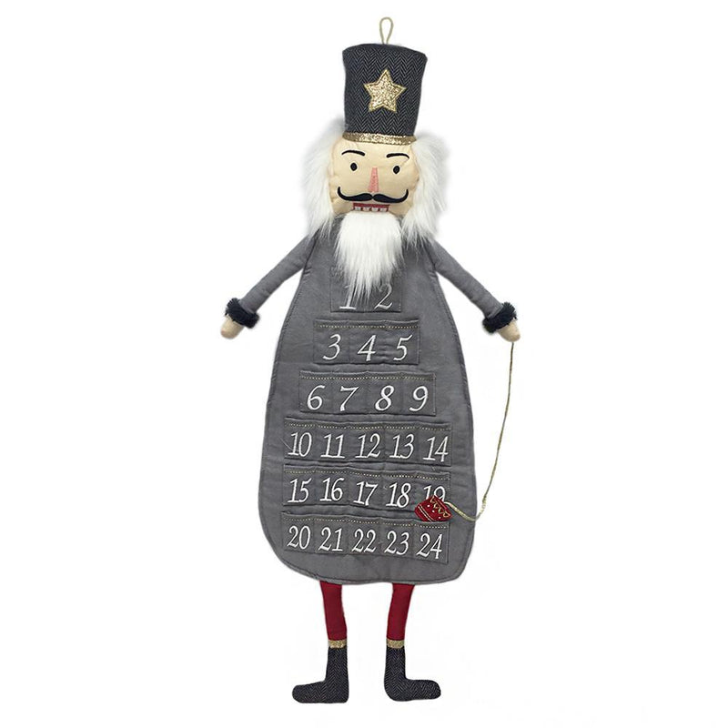 Mon Ami Nutcracker Advent Calendar, 30 in