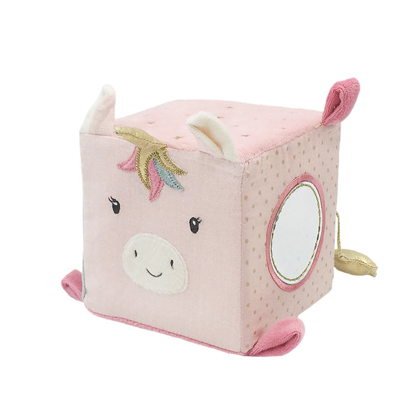 'UNICORN' ACTIVITY CUBE