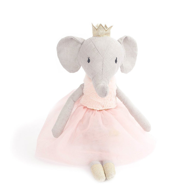 'ETTA' ELEPHANT PRINCESS HEIRLOOM DOLL