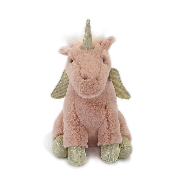 'ULIANA' PINK UNICORN PLUSH TOY