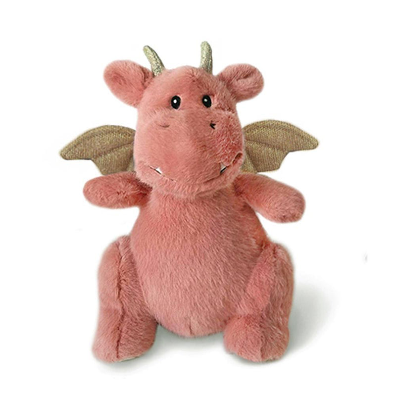 'DARLA' CORAL DRAGON PLUSH TOY