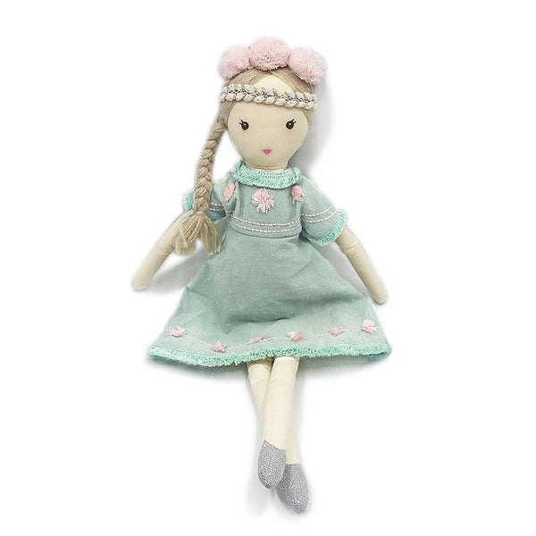 TRIBAL PRINCESS HEIRLOOM DOLL 'CHARLOTTE'
