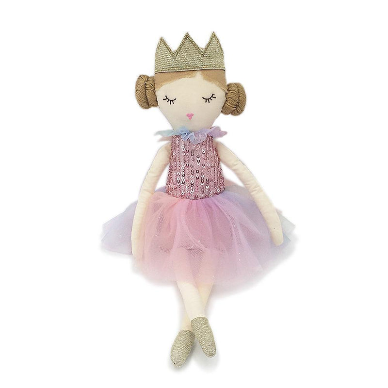 'MAGALI' RAINBOW PRINCESS HEIRLOOM DOLL
