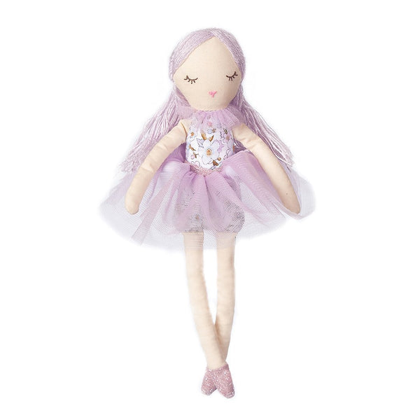 LAVENDER SCENTED SACHET DOLL - SMALL