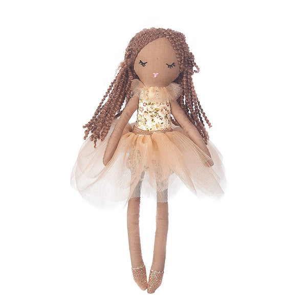 'COOKIE' SCENTED SACHET DOLL - SMALL