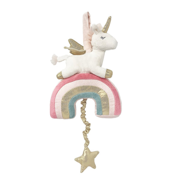 UNICORN AND RAINBOW MUSIC MOBILE
