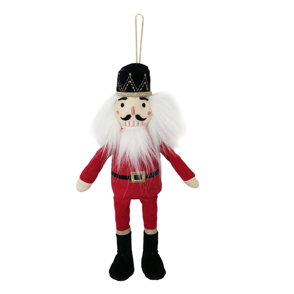NUTCRACKER DOLL ORNAMENT