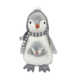 PEBBLE THE PENGUIN AND BABY