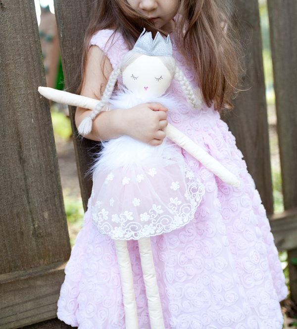 'PIA' PRINCESS HEIRLOOM DOLL