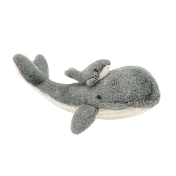 HAVEN WHALE & BABY PLUSH TOY