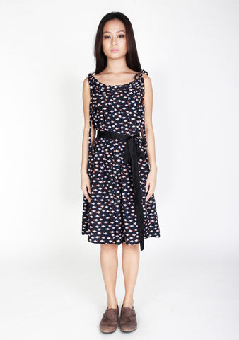 Bertha Cami Flare Dress 4