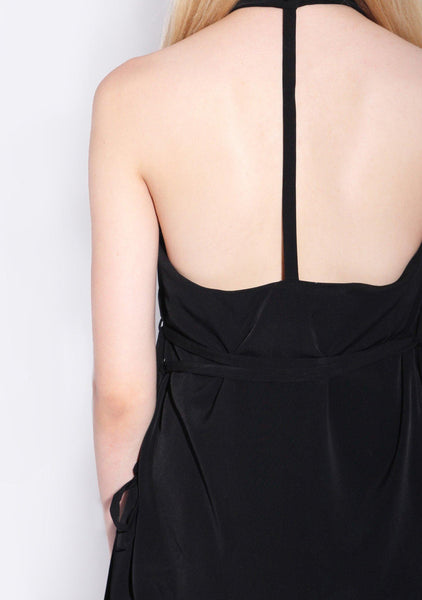 Mies Dress in Black