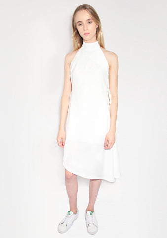 Mies Dress in White