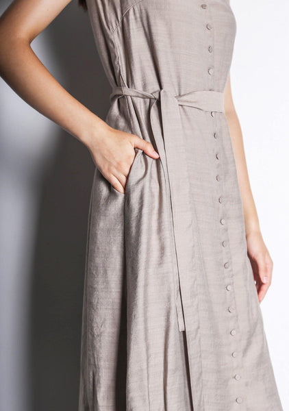 ANGELUS DRESS - SENECA ROCK - SALIENT LABEL