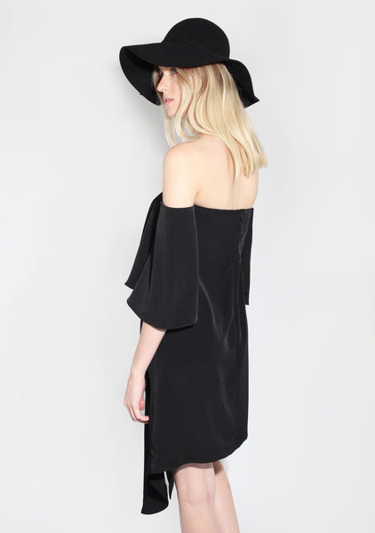 Chirico Dress in Black