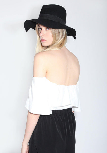 Chirico Top in White