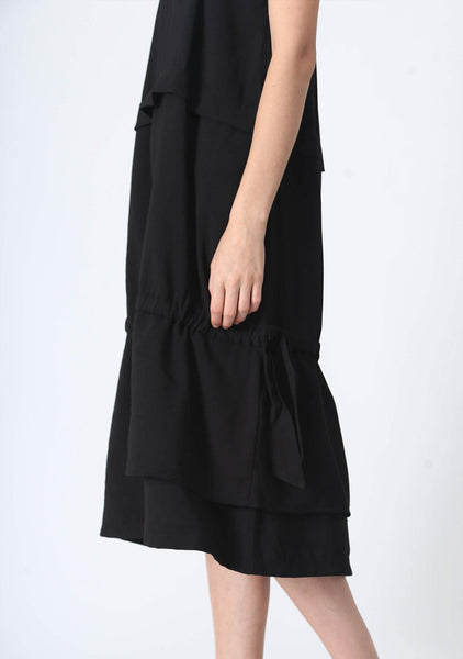 EAMON DRAWSTRING SKIRT / TUBE MIDI DRESS - SALIENT LABEL