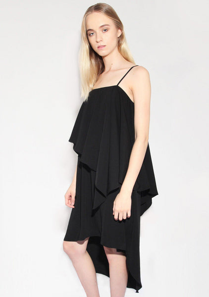 Izar Dress in Black