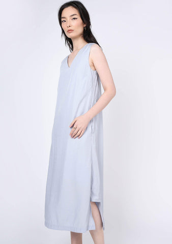 Liv Viscose Midi Dress - Elation - SALIENT LABEL