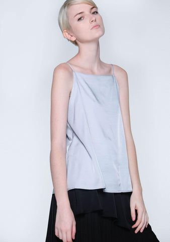 Nikko Square Neckline Cami Top - Elation