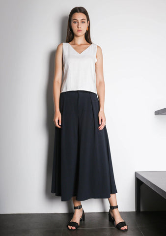 Hedi Top - Off White - SALIENT LABEL