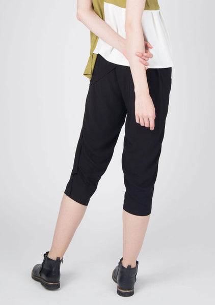 RENOX RAYON PANTS WITH SASH - SALIENT LABEL