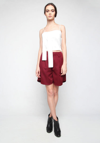 Weldel Shorts in Red