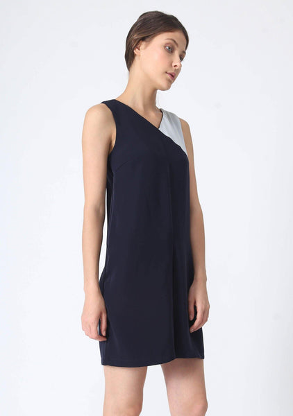 VEA DRESS - POSEIDON - SALIENT LABEL