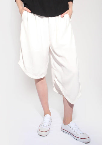Williem Pants in White