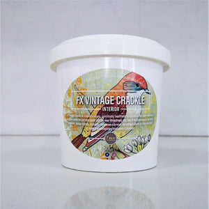 FX Vintage Crackle - Interior Only