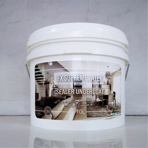 FX Supreme Latex Sealer Undercoat - Interior Only