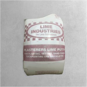 Lime Industries Red Label Lime Putty 25kg