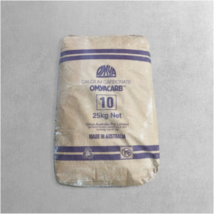 OMYACARB 10 (Calcium Carbonate) 25kg