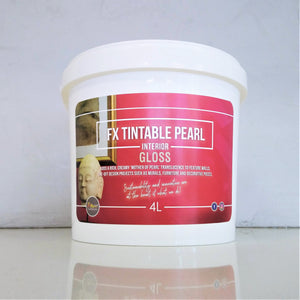 FX Tintable Pearl - Interior Only