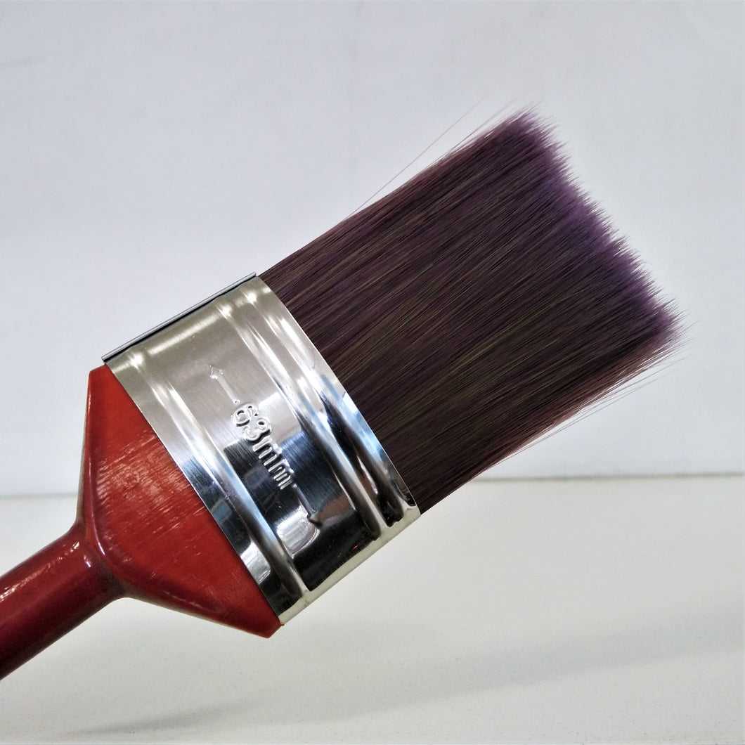 Tasman Oval Paint Brush Varnish Handle (63mm)