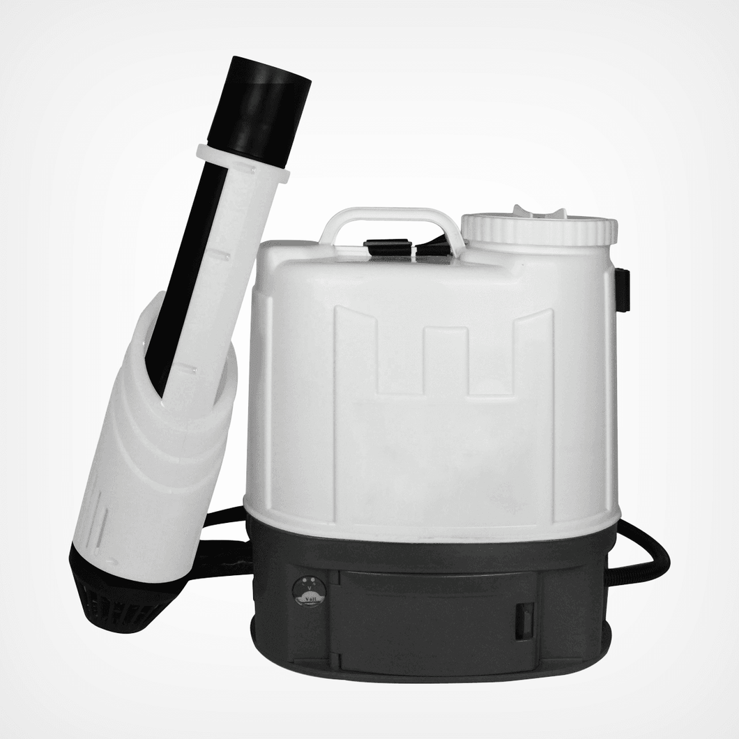 Lux-Electrostatic Backpack Sprayer - SafeHandles Self Cleaning Products