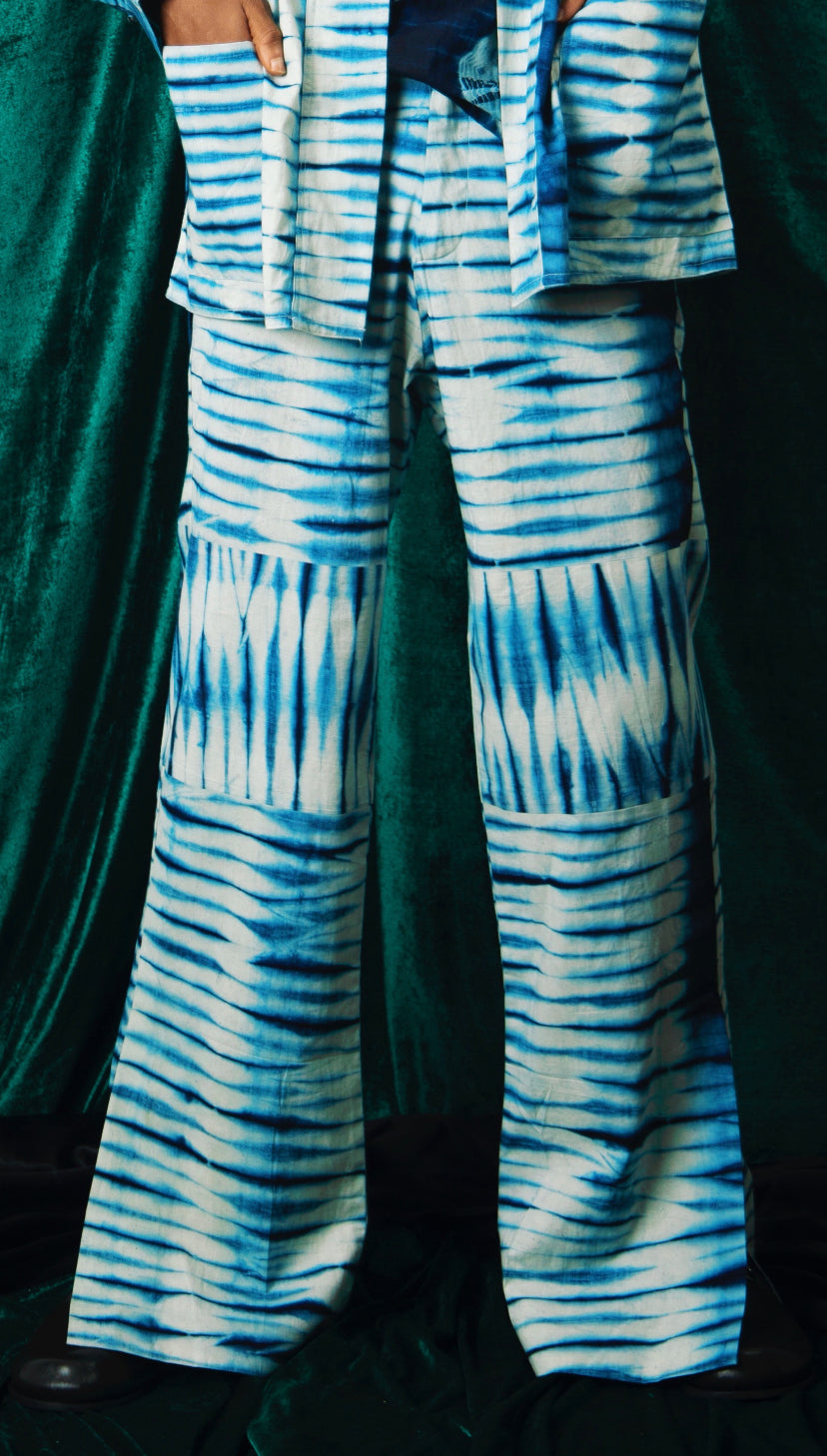 I.N OFFICIAL TIE DYE PANTS