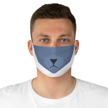 Load image into Gallery viewer, Russian Blue Fabric Face Mask