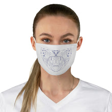 Load image into Gallery viewer, Hear Me Roar Fabric Face Mask