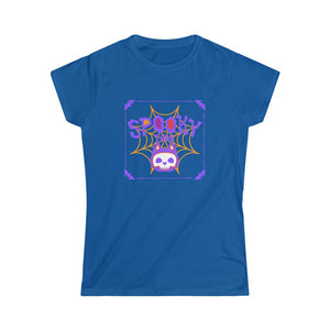 Spooky Time Women's Softstyle Tee