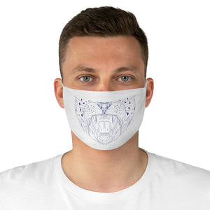 Hear Me Roar Fabric Face Mask