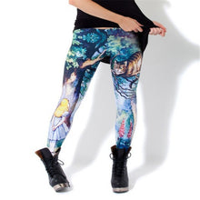 Load image into Gallery viewer, Cheshire Cat Leggings