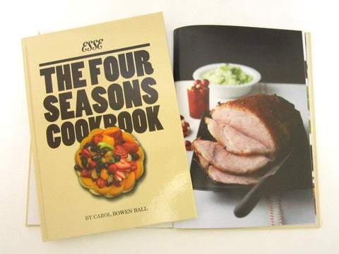 ESSE Four Seasons Cook Book