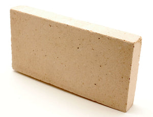 Fire Brick - 230mm x 115mm x 25mm - Suits all makes and models