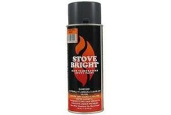 High Temp Aerosol Paint - Charcoal