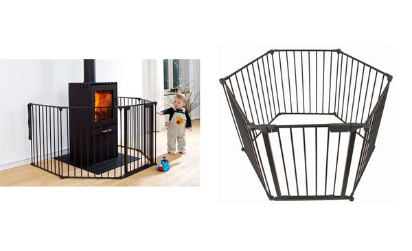 Universal Wood Heater Guard - The Child Den