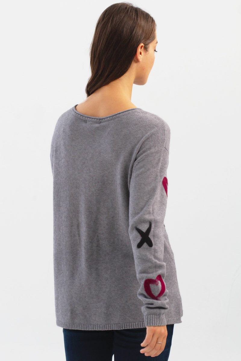 XOXO SWEATER