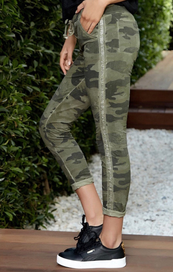 ARMY JOGGERS (more colors)